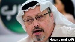 جمال خاشقجي امریکا کې مېشت سعودي ټبری خبریال و او د واشنګټن پوسټ لپاره یې لیکنې کولې