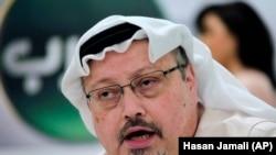 Журналист Жамол Хашогги 2018 йилда ўлдириб кетилган эди.
