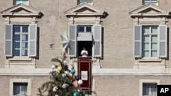 Проповідь папи Римського Франциска у різдвяний святвечір, 24 грудня 2017 року