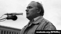 Уладзімер Заблоцкі, жнівень 1991