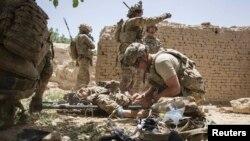 Američke snage u Afganistanu, fotoarhiv