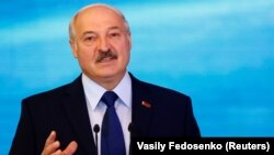 Беларусь президенти Александр Лукашенка.