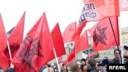 """""""День гнева"""" в Москве, 25 октября 2008 года"""
