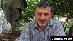 Astara rayonu Artupa kənd sakini Şahin Quliyev