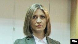 Обвинителката Ленче Ристоска
