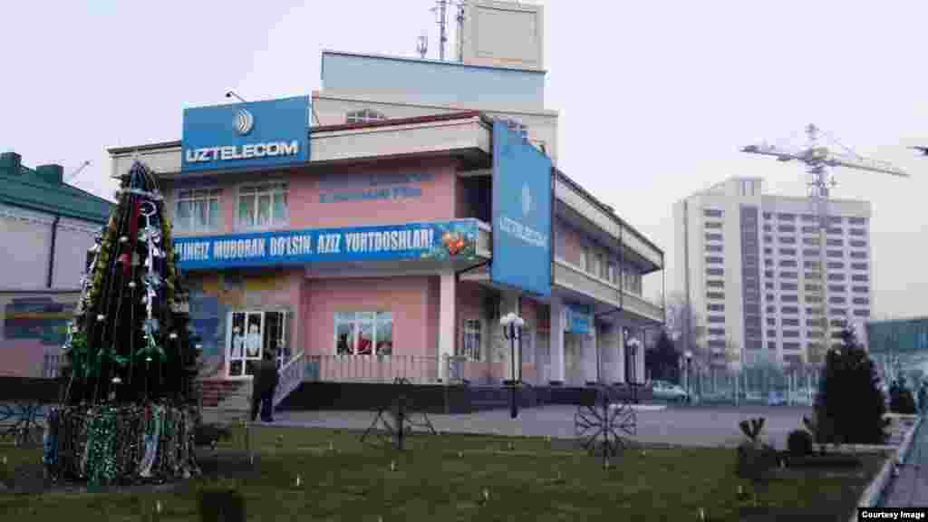 Uzbekistan - New Year celebrations in Samarkand and Navoiy cities