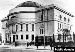 Будівля Центральної Ради