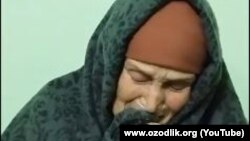 Bobomurod Abdullaevning onasi, 69 yoshli Gavharjon Madaminova.