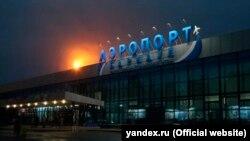 Аэропорт в Барнауле