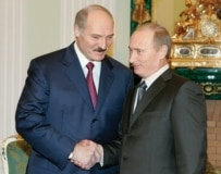 Is Lukashenka in a position to strong-arm Russia? (ITAR-TASS)