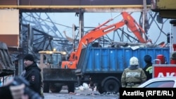 """""""Адмирал""""дагы янгын җимерекләрен түгәләр. 12 март 2013"""