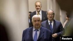 ولید المعلم، وزیر امور خارجه سوریه، حملات هوایی روسیه در کشورش را موفقیتآمیز خوانده است.