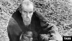 Андрей Тарковский создал свой шедевр в 1966 году, но он не выходил на экраны до 1971 года; кадр из фильма