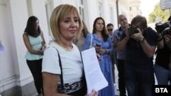 Във вторник Мая Манолова подаде оставка от поста на омбудсман
