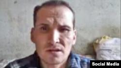 Азаттық тілшісі Сапармамед Непескулиев.