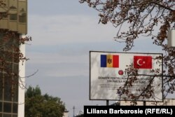 Anunțul privind sprijinul oferit de Turcia pentru reparația Președinției