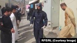 زندان پلچرخی کابل