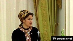 Türkmenistanyň hökümet baştutanynyň ideologiýa, medeniýet we köpçülikleýin habar serişdeleri boýunça orunbasary Maýsa Ýazmuhammedowa bu wezipedäki dördünji käýinji aldy.