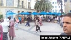 شبّان في تونس العاصمة