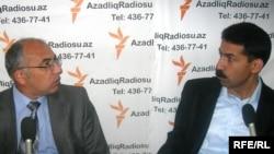 Rahim Hacıyev və Abil Bayramov
