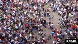 Востаннє перепис населення в Україні проводили у 2001 році