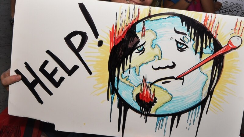 У США протестували проти політики Трампа щодо клімату