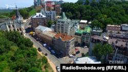 Андріївський узвів – пам'ятка архітектури національного значення
