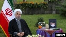 د ایران ولسمشر ډاکټر حسن روحاني