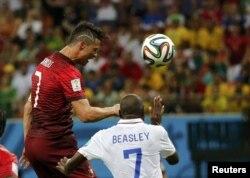 Кріштіану Роналду разом із всією збірної Португалії не зміг здолати американців