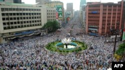 """Хефазат-и-Исламдын"" Даккадагы демонстрациясы, 5-май, 2013"