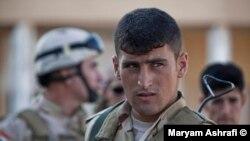 Курдські бійці «Пешмерґи»