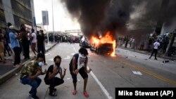 اعتراضات خشونتبار در امریکا
