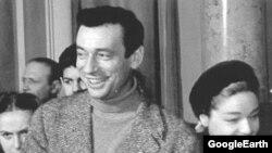 Ив Монтан жана Симона Сеньоре