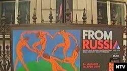 Билеты на выставку были мгновенно распроданы до середины февраля
