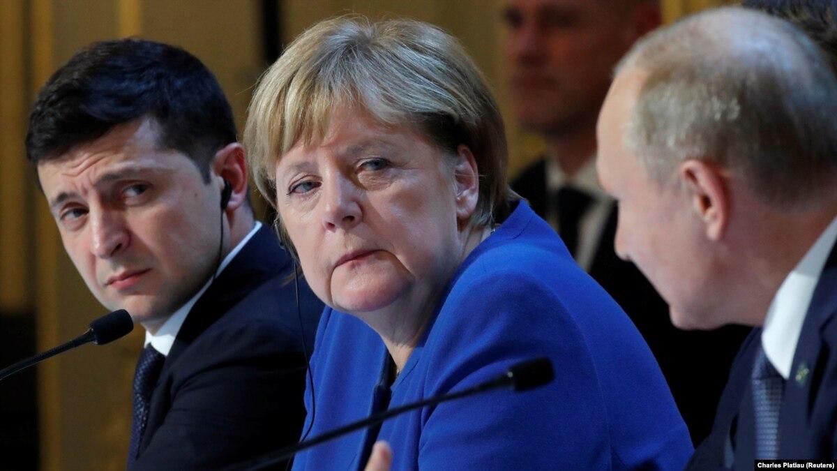 Контроль над границей: о какой компромисс говорил Зеленский в Париже?