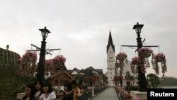 Халльштатт, июнь 2012 года