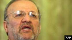 Foreign Minister Manuchehr Mottaki said Iran could send low-enriched uranium abroad