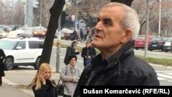 Tereti da je izdao naređenje za ubijanja, u kojima je i sam učestvovao: Nedeljko Milidragović