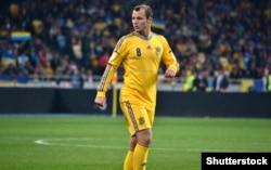 Український футболіст Роман Зозуля