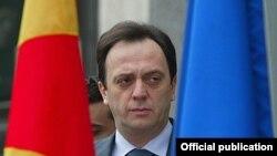 Сашо Мијалков, актуелен директор на Управата за безбедност и контраразузнавање