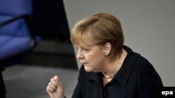 Германската канцеларка Анегла Меркел