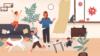 ბავშვები და მშობლები იზოლაციაში - როგორ ვითამაშოთ, ვისწავლოთ და ვიმუშაოთ ერთად?