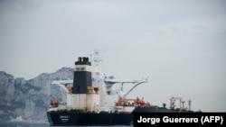 Petrolierul iranian Grace 1 arestat în Gibraltar de autoritățile britanice