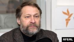Дмитрий Орешкин в студии Радио Свобода