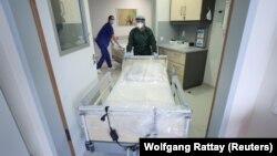 Болница во Германија во време на коронавирус