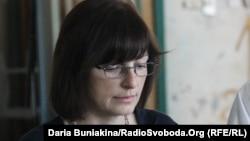 Наталка Ридванецька