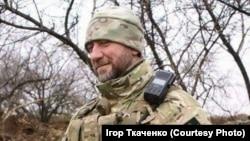 Игорь Ткаченко, Светлодарская дуга. Зима 2015-2016 годов