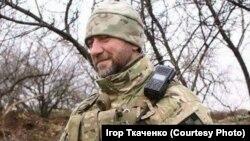 Ігор Ткаченко, Світлодарська дуга. Зима 2015–2016-го