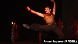 Кыргыз балети. 16-октябрь, 2011-жыл.