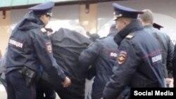 Задержание пожилого архитектора Валентина Гаврилова проводилось как спецоперация